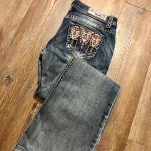 Grace in LA flat jeans